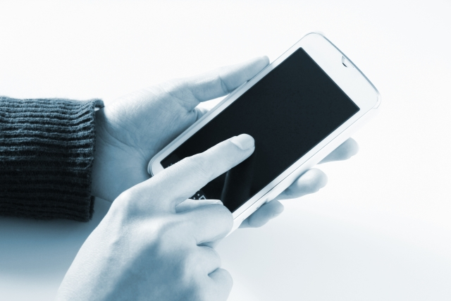 携帯電話(スマートフォン)