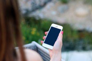 携帯電話 位置情報