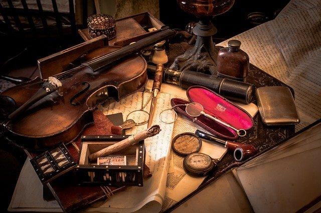 探偵の道具